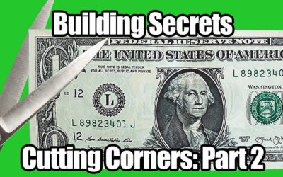 Building Secrets 07: Cutting Corners Part Two