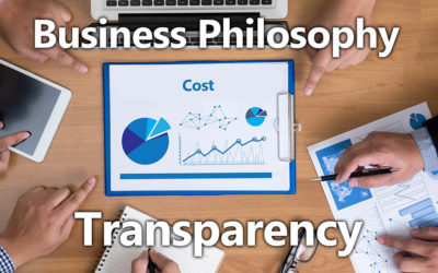Business Philosophy 05: Transparency