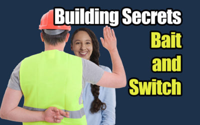 Building Secrets 03: Bait and Switch