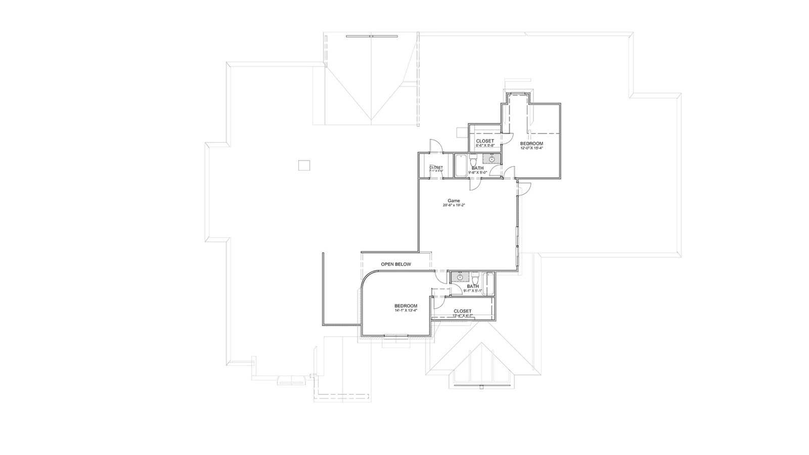 4 Bedrooms Bedrooms, ,5 BathroomsBathrooms,Custom Home,Home Plans,1015