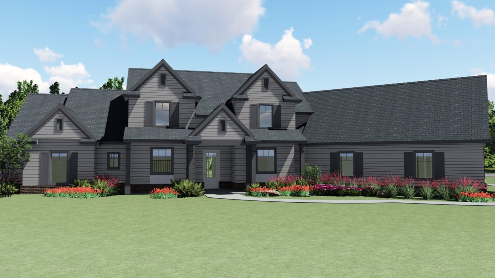 3 Bedrooms Bedrooms, ,3 BathroomsBathrooms,Custom Home,Featured Home Plans,1001