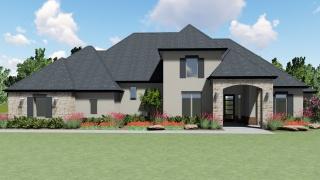 4 Bedrooms Bedrooms, ,3 BathroomsBathrooms,Custom Home,Home Plans,1019