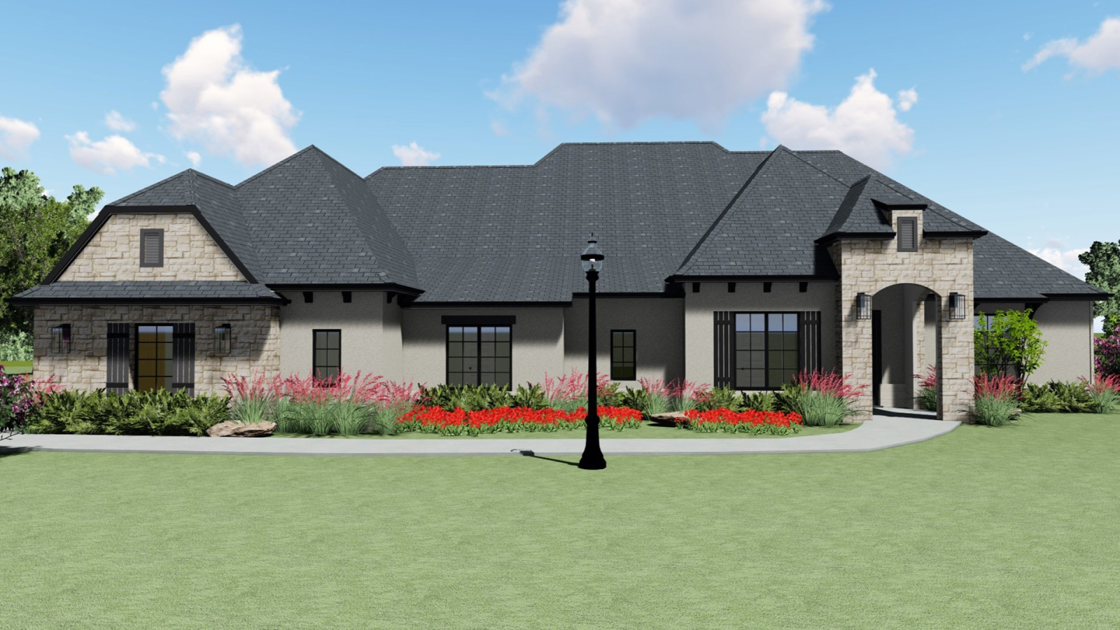 3 Bedrooms Bedrooms, ,3 BathroomsBathrooms,Custom Home,Home Plans,1020