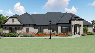3 Bedrooms Bedrooms, ,3 BathroomsBathrooms,Custom Home,Home Plans,1020