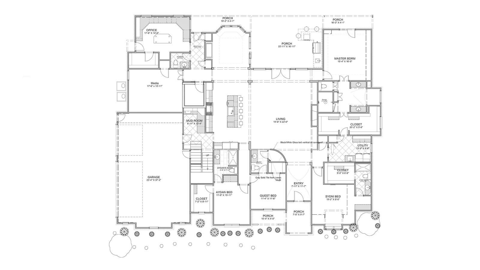 4 Bedrooms Bedrooms, ,5 BathroomsBathrooms,Custom Home,Home Plans,1027