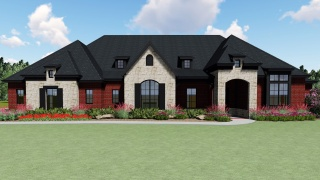 4 Bedrooms Bedrooms, ,5 BathroomsBathrooms,Custom Home,Home Plans,1027