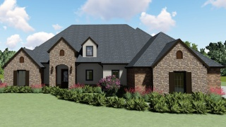 4 Bedrooms Bedrooms, ,3 BathroomsBathrooms,Custom Home,Home Plans,1028