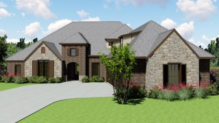 4 Bedrooms Bedrooms, ,3 BathroomsBathrooms,Custom Home,Featured Home Plans,1002