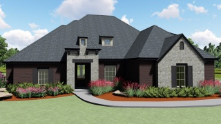 4 Bedrooms Bedrooms, ,4 BathroomsBathrooms,Custom Home,Home Plans,1029