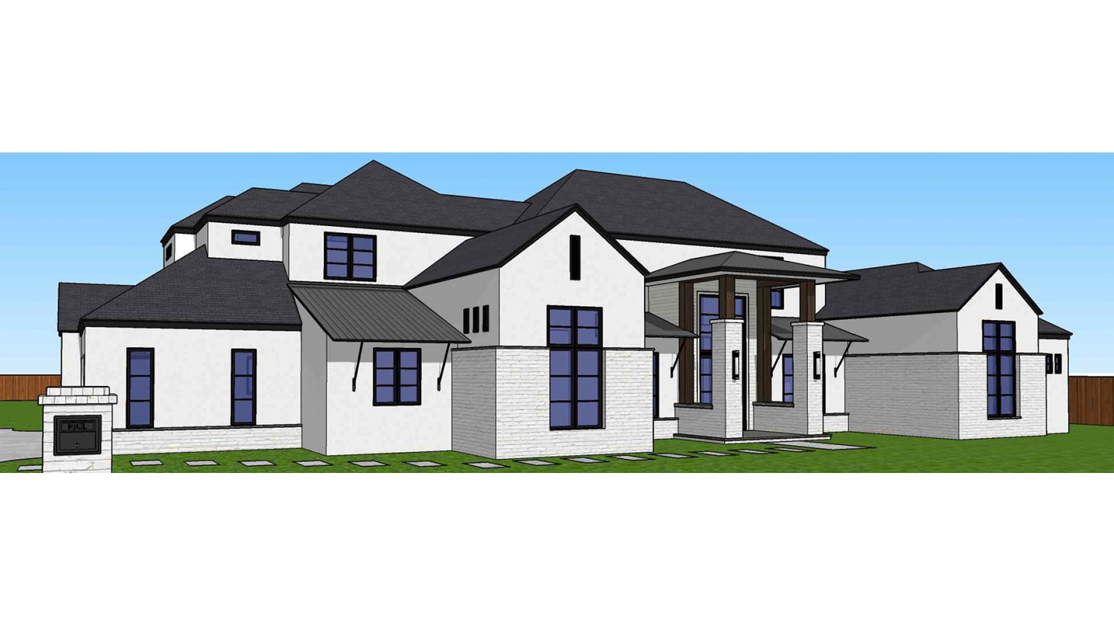 4 Bedrooms Bedrooms, ,4 BathroomsBathrooms,Custom Home,Home Plans,1030