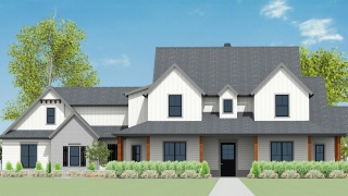 4 Bedrooms Bedrooms, ,4 BathroomsBathrooms,Custom Home,Home Plans,1031