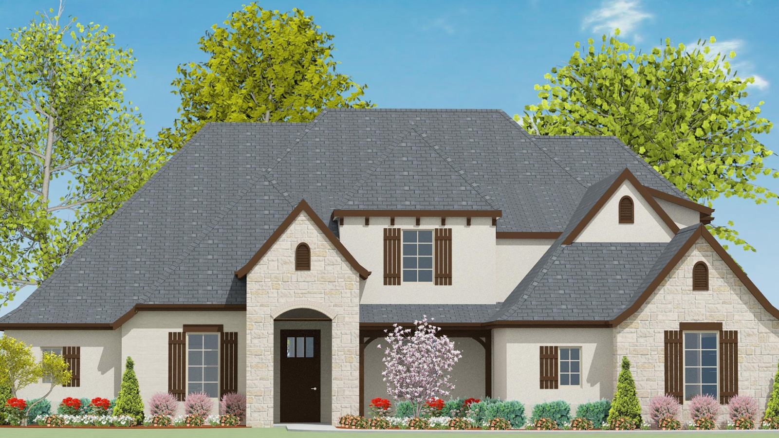 4 Bedrooms Bedrooms, ,4 BathroomsBathrooms,Custom Home,Home Plans,1032