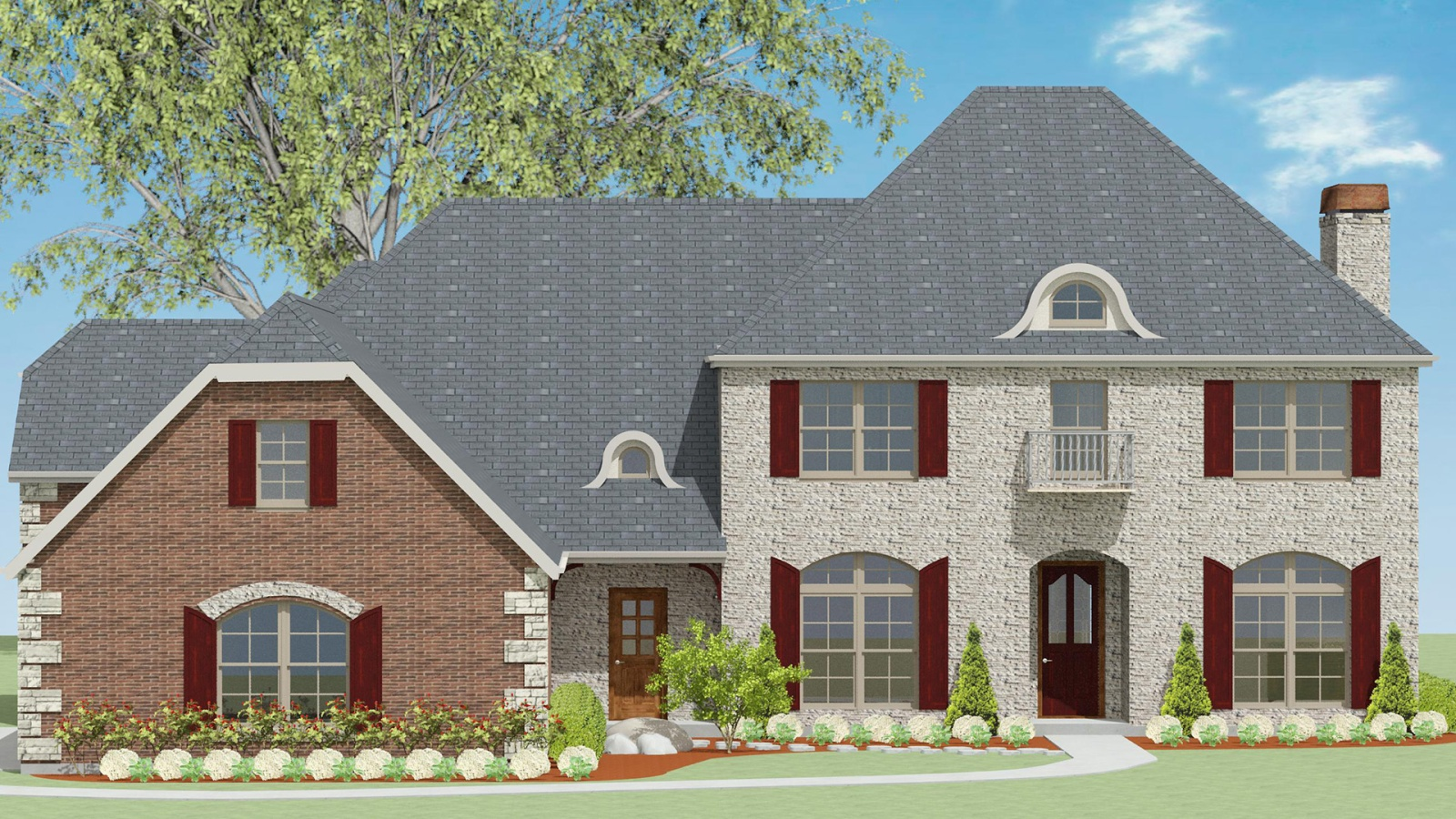 4 Bedrooms Bedrooms, ,4 BathroomsBathrooms,Custom Home,Home Plans,1035