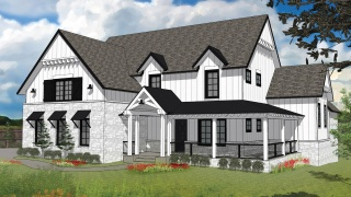 3 Bedrooms Bedrooms, ,4 BathroomsBathrooms,Custom Home,Home Plans,1042