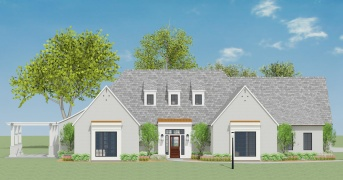 3 Bedrooms Bedrooms, ,3 BathroomsBathrooms,Custom Home,Home Plans,1045