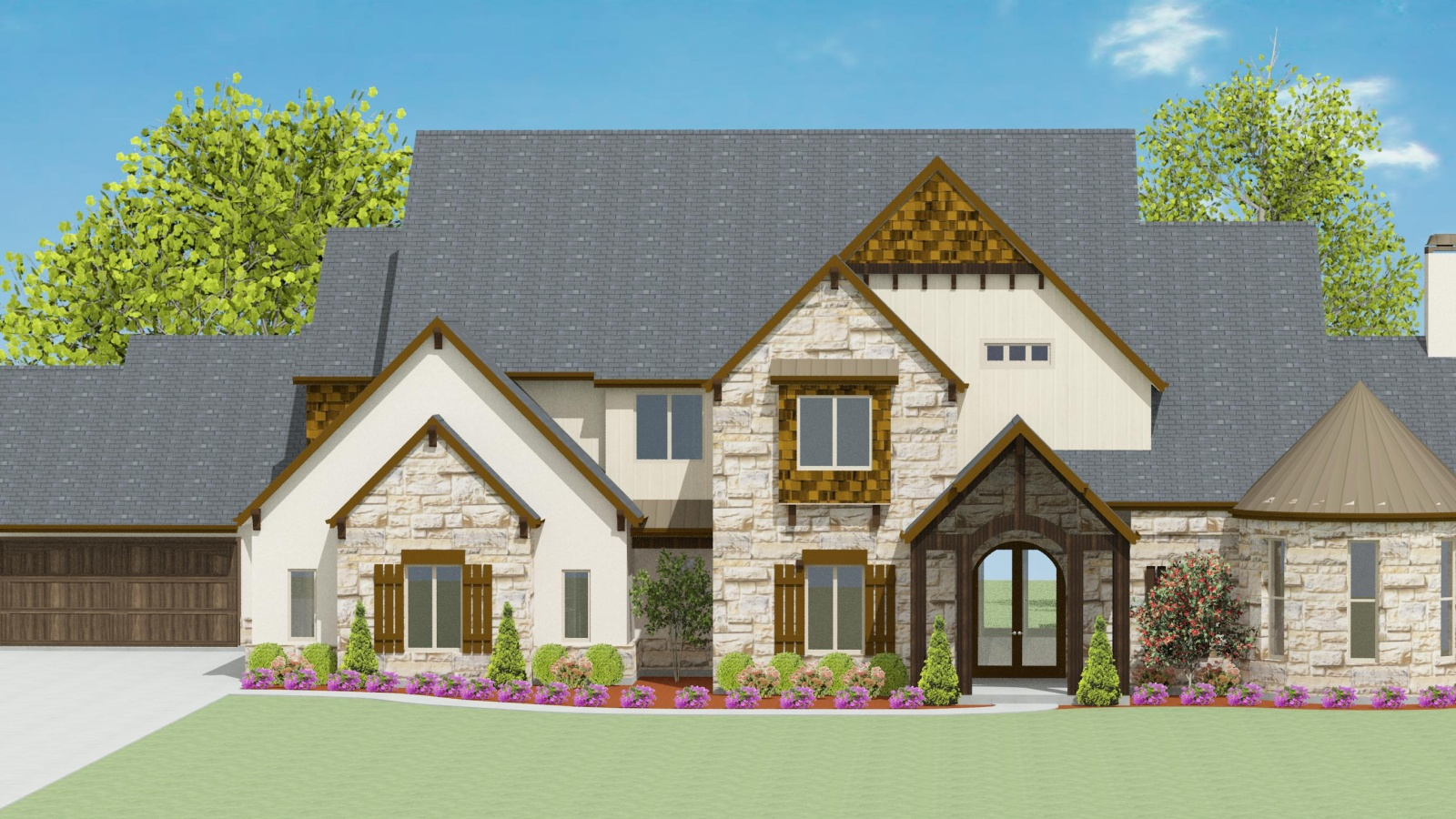 5 Bedrooms Bedrooms, ,5 BathroomsBathrooms,Custom Home,Home Plans,1048