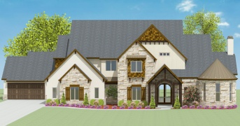 5 Bedrooms Bedrooms, ,5 BathroomsBathrooms,Custom Home,3 Featured Home Plans,1048
