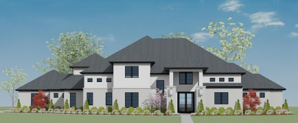 3 Bedrooms Bedrooms, ,5 BathroomsBathrooms,Custom Home,Home Plans,1050