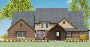 3 Bedrooms Bedrooms, ,3 BathroomsBathrooms,Custom Home,Home Plans,1051