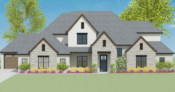 4 Bedrooms Bedrooms, ,5 BathroomsBathrooms,Custom Home,Home Plans,1055