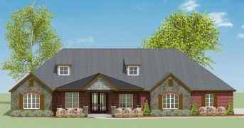 3 Bedrooms Bedrooms, ,3 BathroomsBathrooms,Custom Home,Home Plans,1058