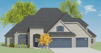 4 Bedrooms Bedrooms, ,4 BathroomsBathrooms,Custom Home,Home Plans,1059
