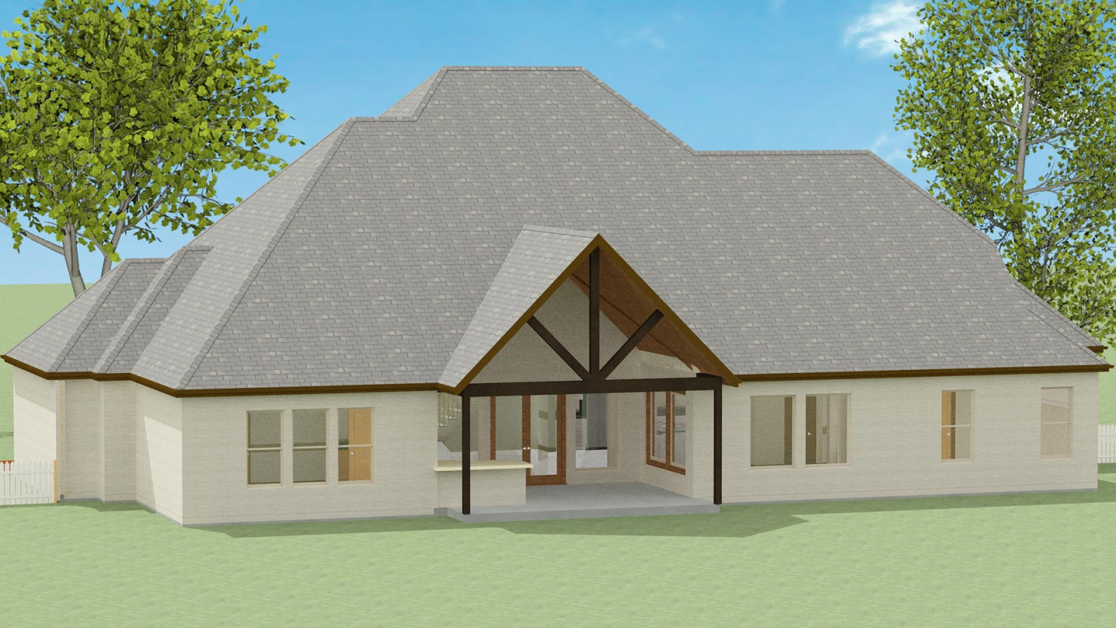 5 Bedrooms Bedrooms, ,6 BathroomsBathrooms,Custom Home,Home Plans,1060