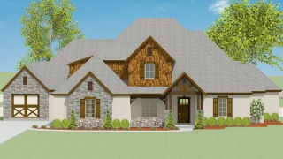5 Bedrooms Bedrooms, ,6 BathroomsBathrooms,Custom Home,Home Plans,1060