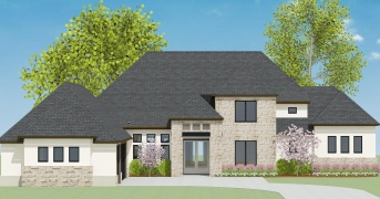 4 Bedrooms Bedrooms, ,3 BathroomsBathrooms,Custom Home,Home Plans,1062