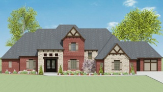 5 Bedrooms Bedrooms, ,5 BathroomsBathrooms,Custom Home,Home Plans,1063