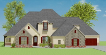 4 Bedrooms Bedrooms, ,3 BathroomsBathrooms,Custom Home,Home Plans,1064