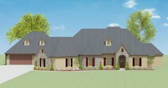 4 Bedrooms Bedrooms, ,4 BathroomsBathrooms,Custom Home,Home Plans,1065