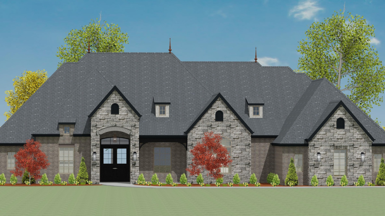 4 Bedrooms Bedrooms, ,4 BathroomsBathrooms,Custom Home,Home Plans,1071