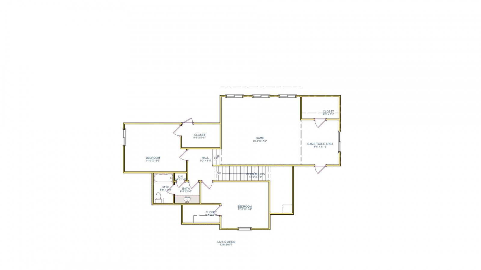4 Bedrooms Bedrooms, ,3 BathroomsBathrooms,Select Home,Home Plans,1078