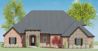 4 Bedrooms Bedrooms, ,3 BathroomsBathrooms,Custom Home,Home Plans,1081
