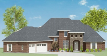 4 Bedrooms Bedrooms, ,4 BathroomsBathrooms,Custom Home,Home Plans,1083