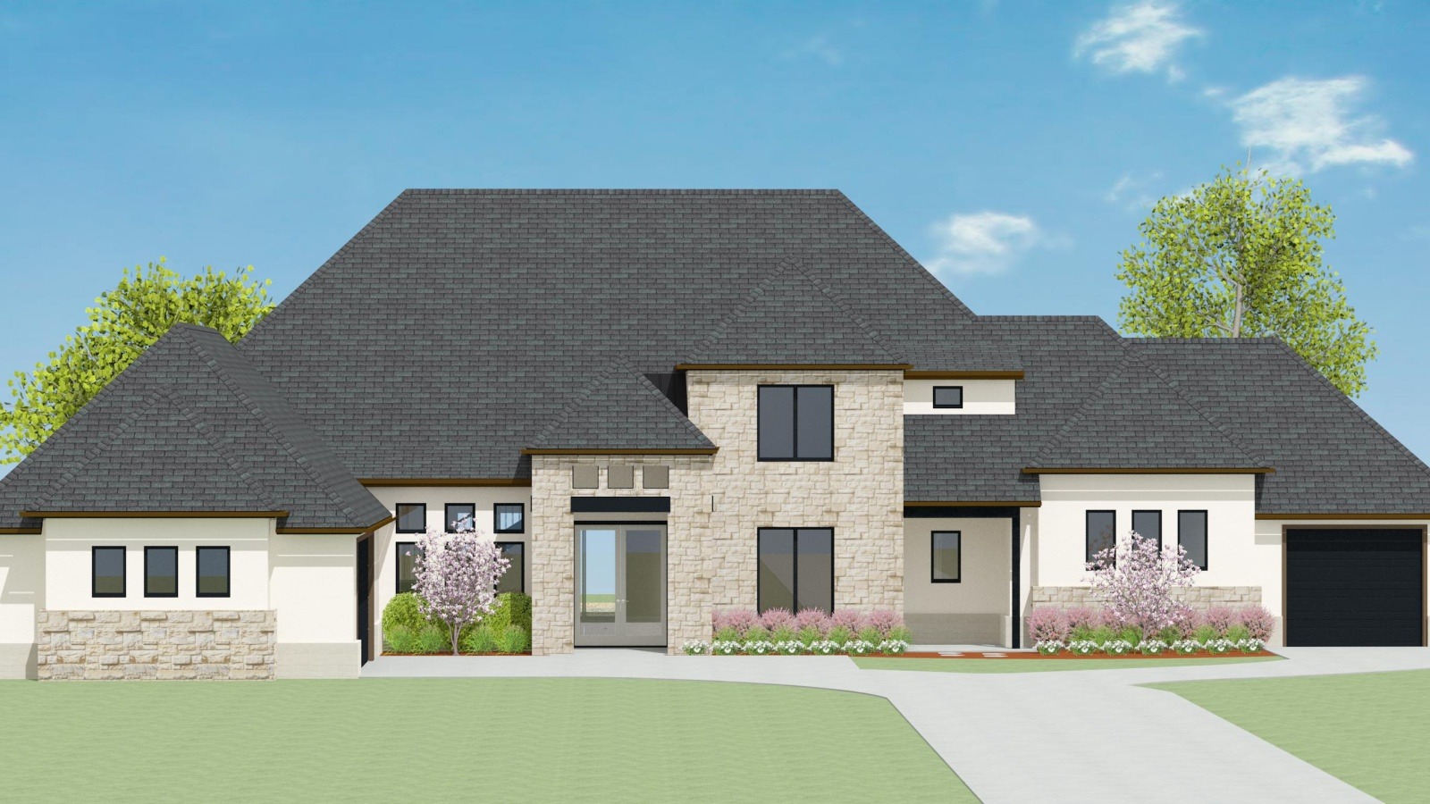 3 Bedrooms Bedrooms, ,3 BathroomsBathrooms,Custom Home,Home Plans,1087