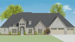 4 Bedrooms Bedrooms, ,4 BathroomsBathrooms,Custom Home,Home Plans,1088