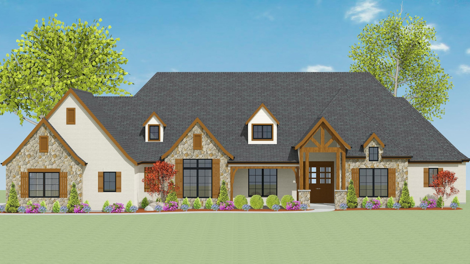 4 Bedrooms Bedrooms, ,4 BathroomsBathrooms,Custom Home,Home Plans,1089