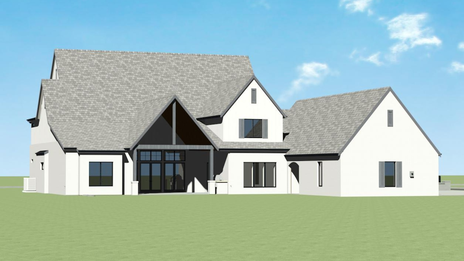 5 Bedrooms Bedrooms, ,4.5 BathroomsBathrooms,Custom Home,Home Plans,1095